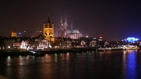 Cologne night view Stock photo [802688] Cologne