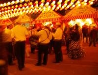 Sevilla Spring Festival Band Stock photo [804595] Sevilla