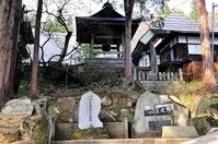 野沢菜発祥の地碑
