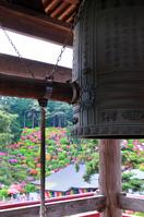 塩船観音寺の鐘楼