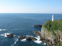 Ashizuri Cape lighthouse Stock photo [809355] Ashizuri