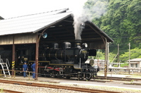Steam locomotive Stock photo [811188] SL