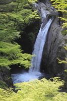 Waterfall of cauldron Stock photo [812257] Waterfall