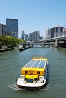 Osaka Nakanoshima Stock photo [812789] Rivers