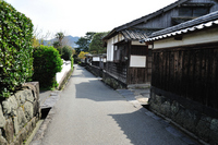 Hagi clan samurai mansion Street Stock photo [815409] Hagi