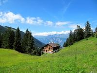 Swiss Alps landscape Stock photo [971124] Switzerland