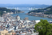 Cityscape of Onomichi Stock photo [972854] Hiroshima