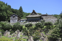 Iwate Prefecture Tono south bend house Chiba house Stock photo [976638] Michinoku