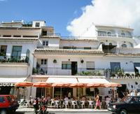 Spain Costa del Sol Mijas cafe Stock photo [977099] Spain