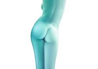 Captivating body line [982059] Female