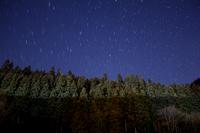 The northern sky Stock photo [1084427] Polaris
