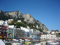 Capri Island Stock photo [1085796] Italy