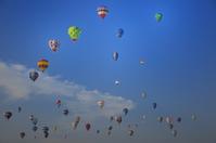 Hot air balloon Stock photo [1087733] Balloon
