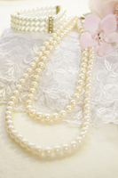 Pearl necklace Stock photo [1088734] Pearl