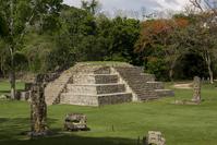 Mayan ruins of Copan world heritage Stock photo [1091667] Honduras