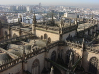 Seville Cathedral Stock photo [1092340] World
