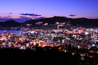 Victoria peak of Japan Stock photo [1197751] Nagasaki