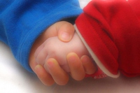 I'll siblings love I defended Stock photo [1198886] Handshake