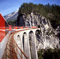 Glacier Express Switzerland Stock photo [1198954] Glacier