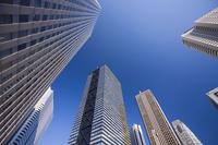 Skyscrapers of Shinjuku Stock photo [1199073] Shinjuku