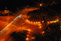 Night Kalia Road Stock photo [1200308] Kalia