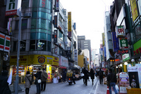Myeong-dong Stock photo [1200473] Asia