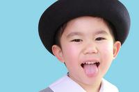 Face-up of kindergarten children Stock photo [1202271] Kindergartener