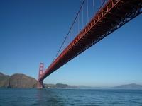 Golden Gate Bridge Stock photo [1290503] Golden