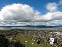 Lake Rotorua Stock photo [39699] New