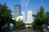 Nagoya high-rise building Stock photo [40296] Aichi