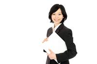 A businesswoman Stock photo [1379398] Suit