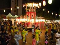 Bon Festival dance Stock photo [1380292] Bon