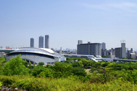 Yahataya park Stock photo [1381986] Osaka