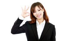 A businesswoman Stock photo [1382184] Female