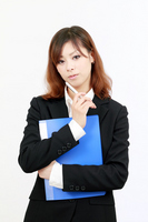 A businesswoman Stock photo [1382204] Female
