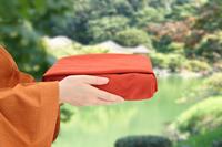 Kimono women with Japanese garden and Hazime Ataru control Stock photo [1385868] Lifestyle