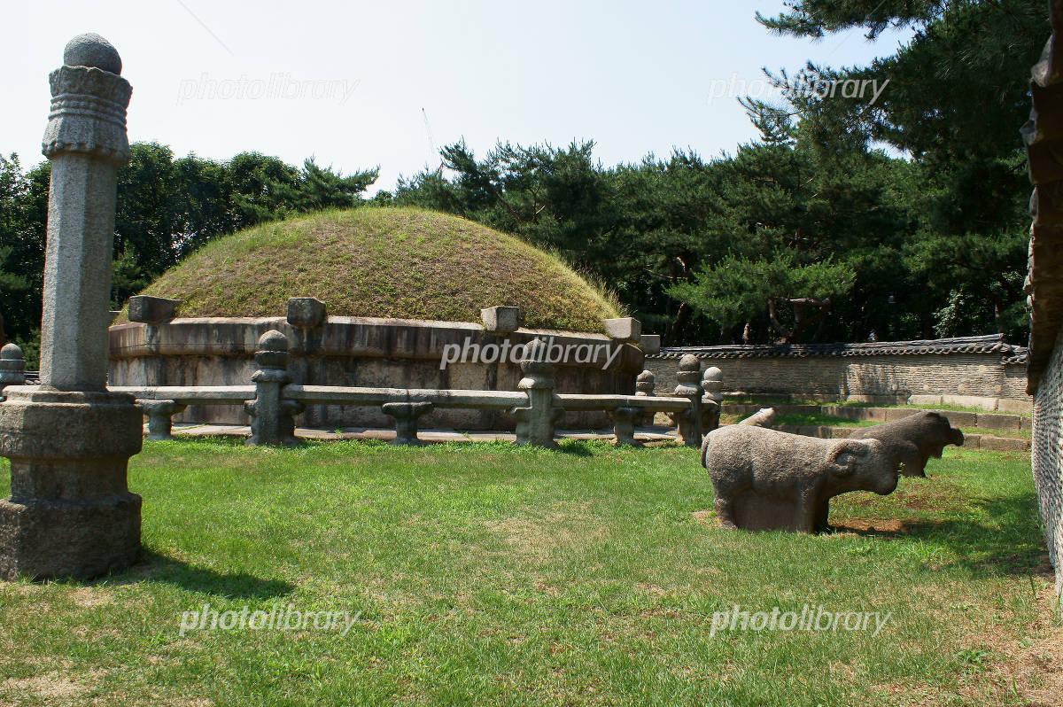 朝鮮王陵の画像 p1_12