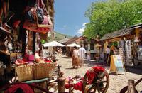 Landscape of Mostar cobbled Stock photo [1470546] Mostar