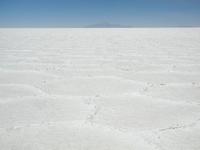 Plains of Uyuni, salt Stock photo [1470819] Uyuni