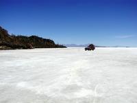 Bolivia Uyuni salt lake Stock photo [1470827] Uyuni