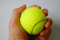 Tennis ball Stock photo [1471231] Tennis