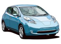 Electric car [1472446] Japan