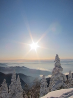 Snow scene Stock photo [1474917] Mount