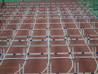 Hurdle Stock photo [1477154] Hurdle
