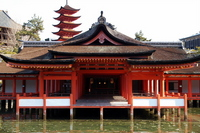 Itsukushima Shinto shrine Stock photo [1477324] Hiroshima