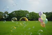 Balloon Bubbles Ippai Stock photo [1478226] Balloon
