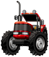 Tractor [1478242] Agriculture