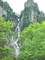 Waterfall of Hokkaido Sounkyo galaxy Stock photo [1478459] Hokkaido