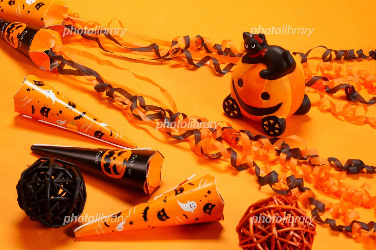 Halloween cracker Photo