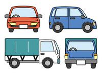 Vehicle set [1572483] Rides